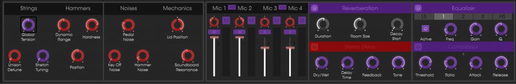 Arturia Piano V review MIDI mapping highlight image