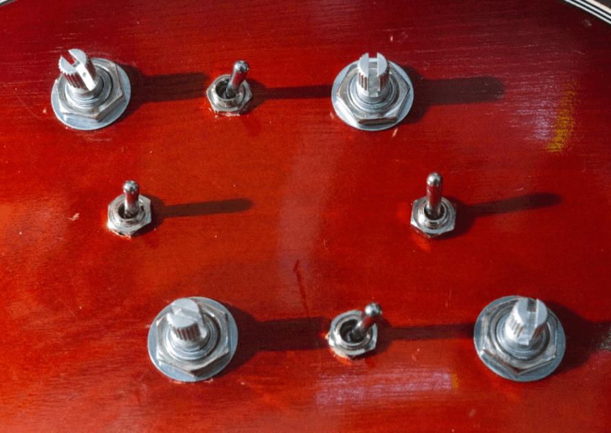 How To Build a Studio Guitar testing 2